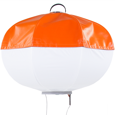 Powermoon Ledmaster 400 Orange